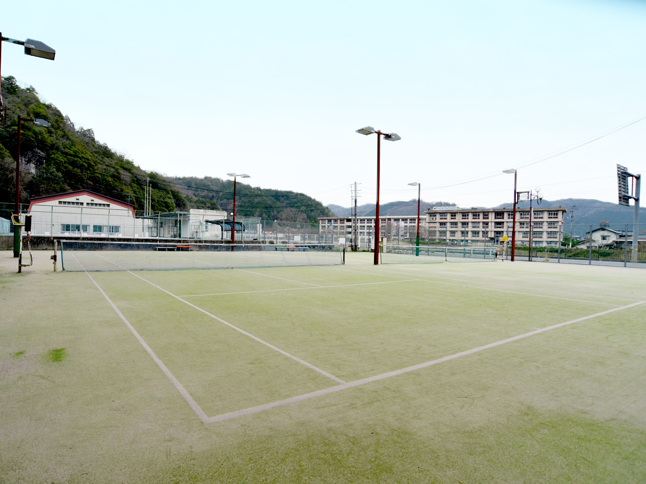 吉舎テニスコート